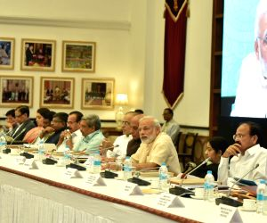 PM Modi at eleventh Inter-State Council Meeting