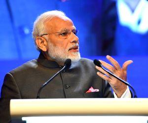 Shangri La Dialogue - Modi