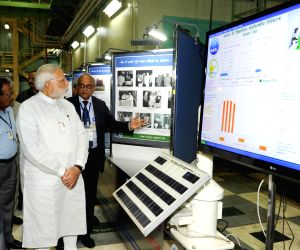 PM visits BARC