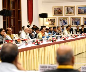 Fourth meeting of the Governing Council of NITI Aayog