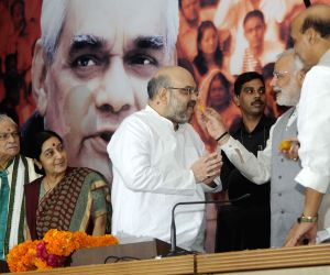 Amit Shah appointed BJP chief