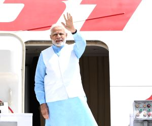 PM Modi ​embarks on three nation visit