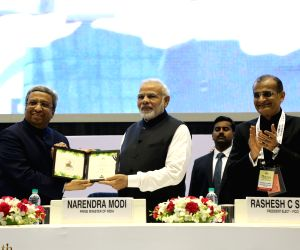 FICCI annual general meeting - PM Modi, Jitendra Singh