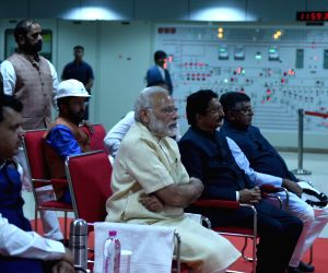 Modi visits Koradi Thermal Power Station