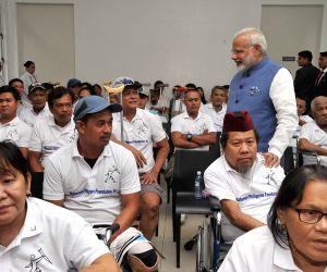 PM Modi visits Mahaveer Philippine Foundation