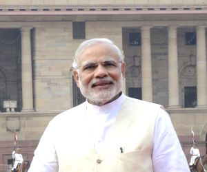 India on new trajectory after government's bold decisions: Modi