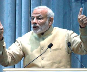 Modi congratulates tribal students for scaling Mount Everest
