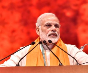 Modi to address rally in Bengal's Midnapore on Monday