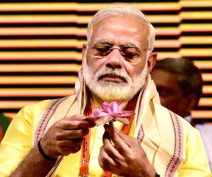 Modi won't confer awards at Vishwa Bharti varsity convocation, Mamata 'shocked'