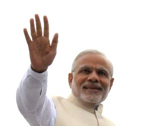 Impatient to take India to new heights: Modi