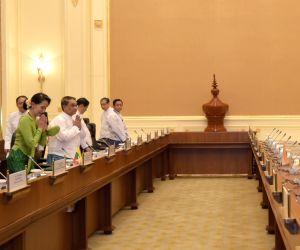 Delegation level talks - PM Modi and Aung San Suu Kyi