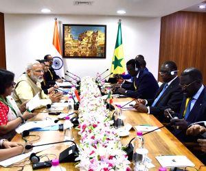 Modi meets President of Senegal