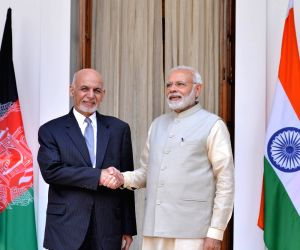 Ghani concerned over growing IS presence in Afghanistan