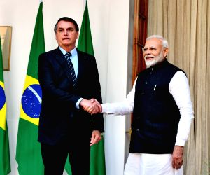 Bolsonaro says 'Dhanyavaad' to Modi for vaccine exports