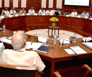 PM Modi reviews the progress of Infrastructure Sectors