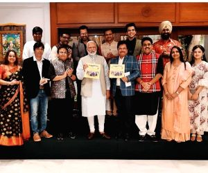'Taarak Mehta Ka Ooltah Chashmah' cast cherishes time spent with PM Modi