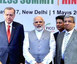 India-Turkey Business Summit - PM Modi, Turkish President
