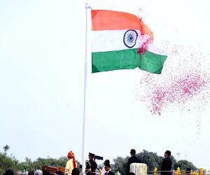 74th I-Day: PM unfurls tricolour, addresses nation