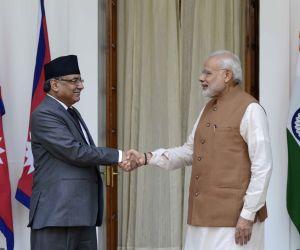 Modi-Dahal meeting