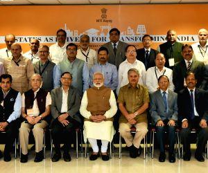 National Conference of the Chief Secretaries - Modi