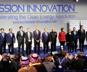 Paris (France): Innovation Summit - COP 21