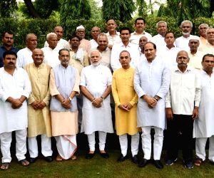 Sugarcane farmers meets PM Modi