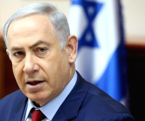 Netanyahu, US envoys discuss peace efforts in Middle East