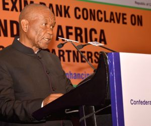 '10 th CII-EXIM Bank Conclave on India Africa Project Partnership'