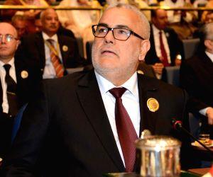 File Photo: Prime Minister of Morocco Abdelilah Benkirane