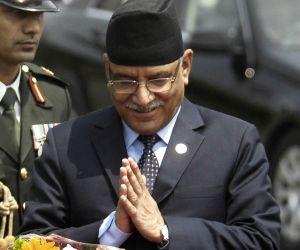 File Photo: Prime minister of Nepal Pushpa Kamal Dahal