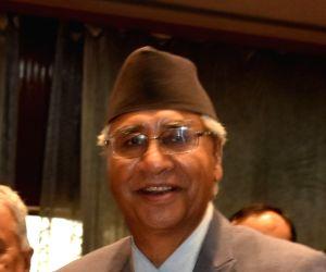 File Photo: Prime minister of Nepal Sher Bahadur Deuba