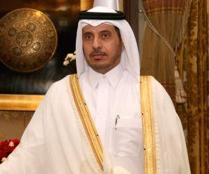 File Photo: Prime Minister of Qatar Sheikh Abdullah bin Nasser bin Khalifa Al Thani