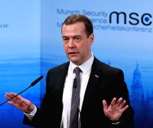 File Photo: Prime Minister of Russia Dmitry Medvedev