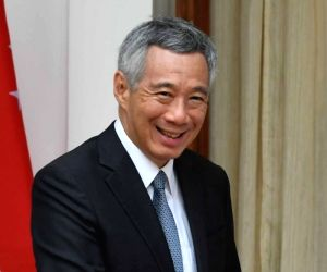 File Photo: Prime Minister of Singapore Lee Hsien Loong