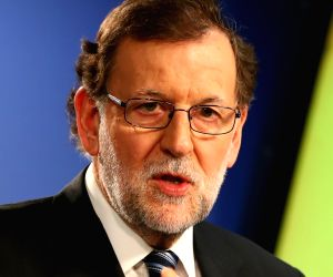 File Photo: Prime Minister of Spain Mariano Rajoy