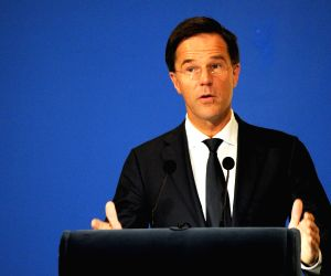 File Photo: Prime Minister of the Netherlands Mark Rutte