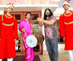 Pritam at Radiocity's Musical-e-azam.