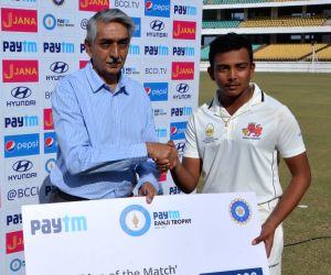 Ranji Trophy Semi-final - Mumbai Vs Tamil Nadu - Day-5