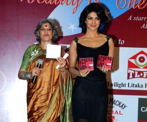 Priyanka Chopra at Alert India and Instiuti Callegari Chartity Dinner at Leela Hotel.