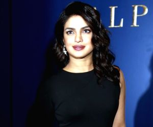 Actress Priyanka Chopra's