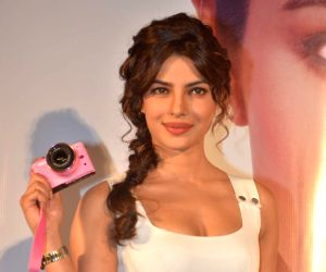 Priyanka Chopra launches Nikon 1 cameras
