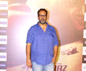 "Trailer launch of film ""Mukkabaaz"" - Anand L. Rai"