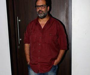 "Promotion of film ""Mukkabaaz"" - Anand L. Rai"