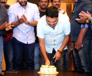 BA Raju's birthday celebration