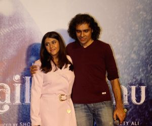 "Trailer launch of film ""Laila Majnu"" - Ekta Kapoor"