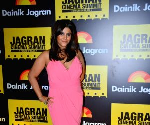 Jagran Cinema Summit - Ekta Kapoor