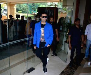 "Success meet of film ""Dhadak"" - Karan Johar"