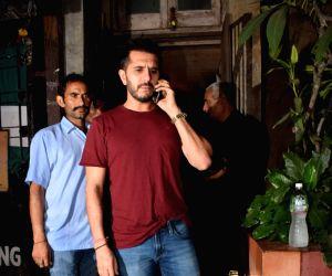 Ritesh Sidhwani seen at airport