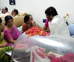 Producer Shekar Babu passed away