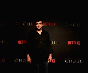 "Black carpet premiere of horror series ""Ghoul"" - Siddharth Roy Kapur"